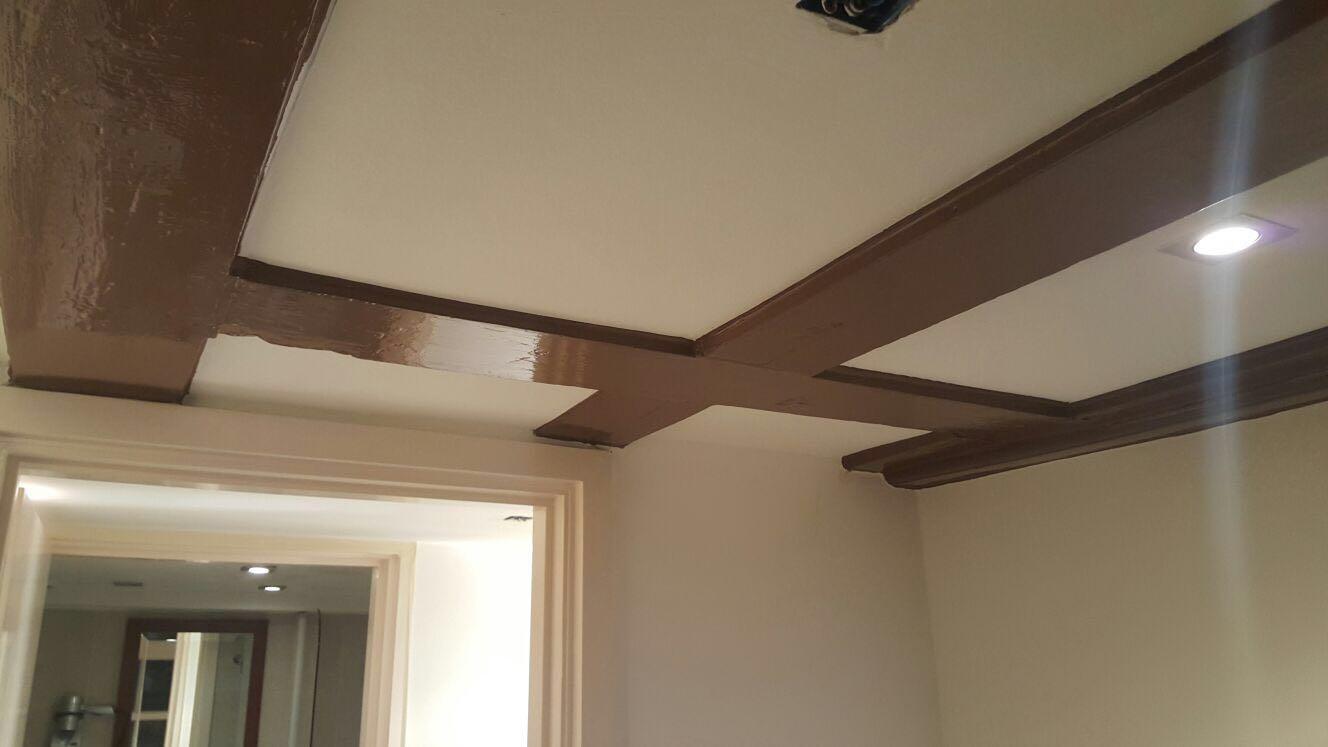 stucwerk plafond